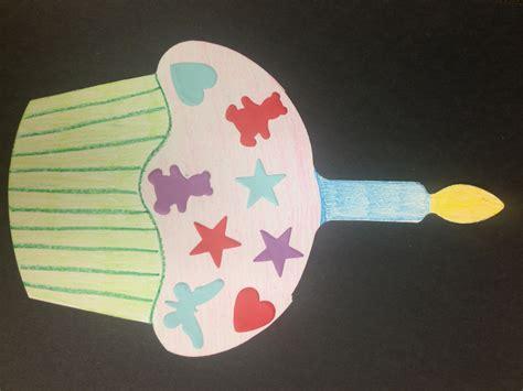 birthday crafts for birthday storytime narrating tales of preschool storytime