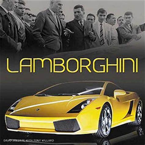 Lamborghini Books Lamborghini Books