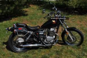 1985 Honda Rebel 250 1985 Honda Rebel 250cc Black