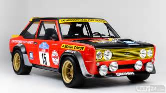 Fiat Abarth 131 For Sale Fiat 131 Abarth Rally Cars For Sale