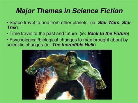 key themes in fantasy literature science fiction district 9