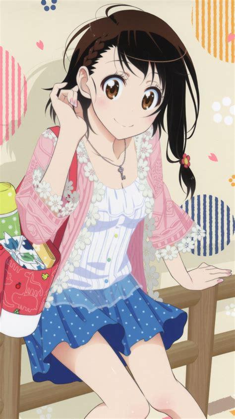 wallpaper anime nisekoi hd for android nisekoi kosaki onodera sony xperia z wallpaper 1080x1920