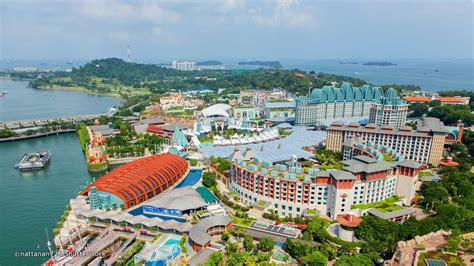 sentosa island  attractions