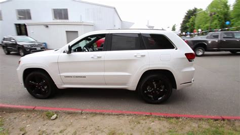 2016 jeep grand cherokee white 2016 jeep grand cherokee high altitude white gc438581