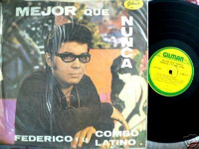 federico y su mundo popsike com boog federico y su combo latino mejor q nunca venezuela auction details