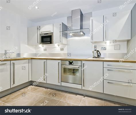 Kitchen Counter L by Modern Kitchen Counter L Shape Wooden Stock Photo 40665463