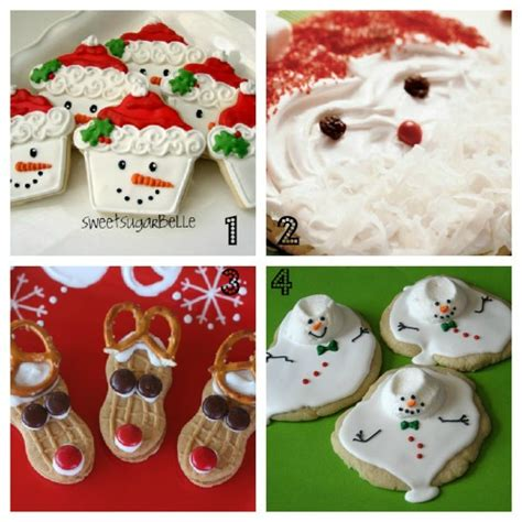 16 christmas treats and a linky party simply sweet home