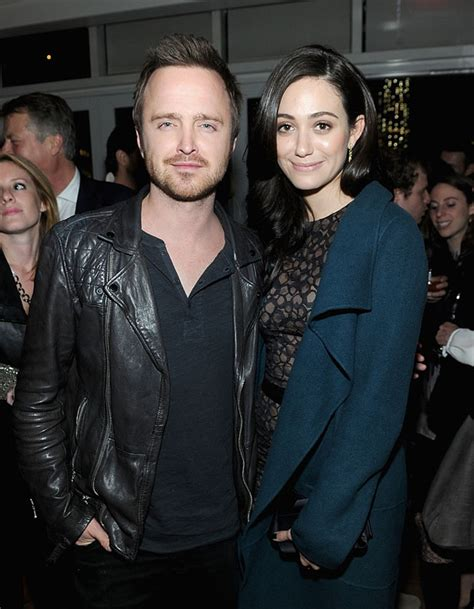 emmy rossum vera wang aaron paul and emmy rossum need for speed new york