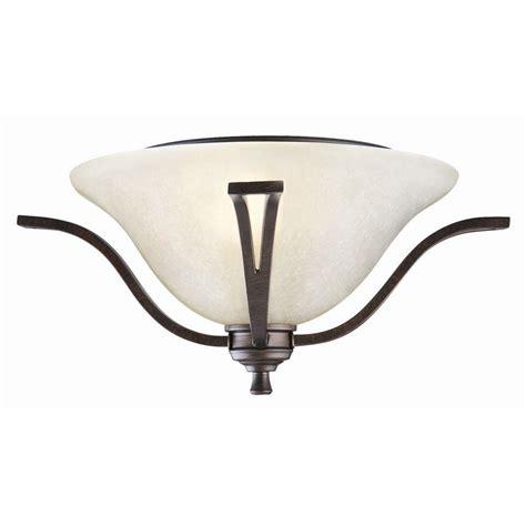 bronze bad light design house ironwood 2 light brushed bronze ceiling mount