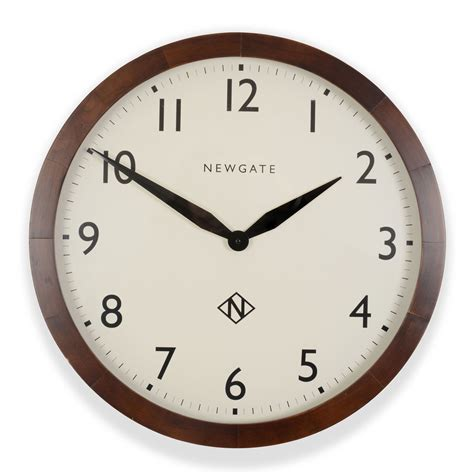 big wall clocks newgate billingsgate large wall clock