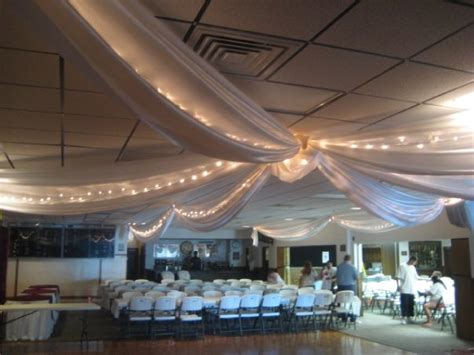 ceiling draping rental ceiling draping rent today with g k event rentals
