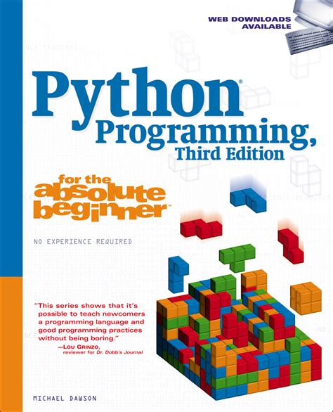 introduction to python programming beginner to advanced practical guide tips and tricks easy and comprehensive books python programming for the absolute beginner third