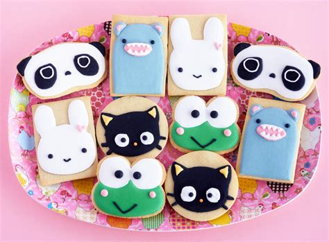 Cookies Keroppi kawaii cookies cookie connection