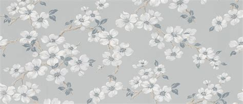 wallpaper grey floral iona slate grey floral wallpaper laura ashley