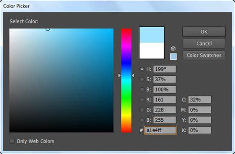 cara membuat warna sendiri menggunakan illustrator cs6