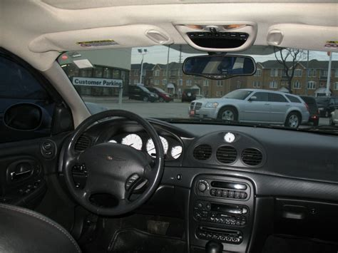2004 Chrysler 300m Interior by 2004 Chrysler 300m Pictures Cargurus