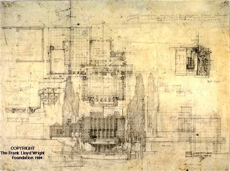 Tadao Ando Floor Plans Doheny Ranch Development Frank Lloyd Wright Designs For