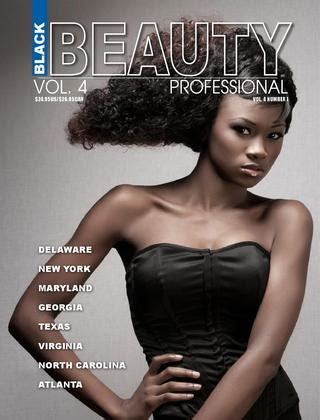 Professional Hair Style Books by Black Professional Style Book Vol 4 1 By Black