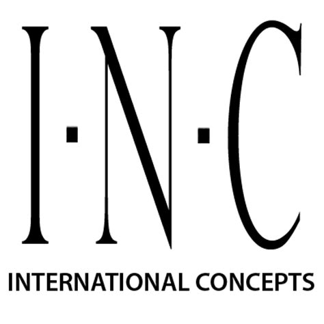 inc logo images inc international concepts malaabes shopping store in promoting original mens