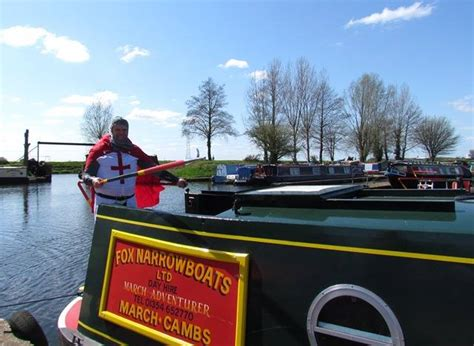 fox boats march uk fox narrowboats magpas will benefit at march st george s