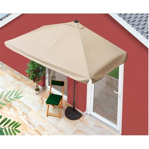 terrasse schirm balkon sonnenschirm gartenschirm sonnenschutz terrasse