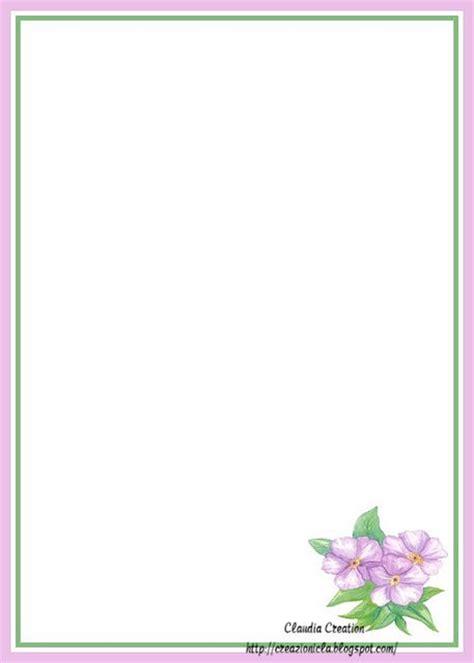 Foglio Per Lettera D Da Stare cornici per lettere d 28 images cornicette e bordi
