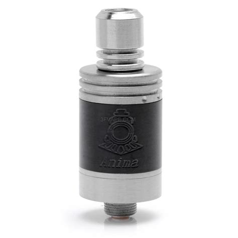 Steel Diamter 17mm buy anima style rda rebuildable atomizer copper silver stainless steel 17mm