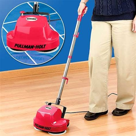 Pullman Holt Floor Scrubber by Pullman Holt Gloss Mini Scrubber Polisher B200752