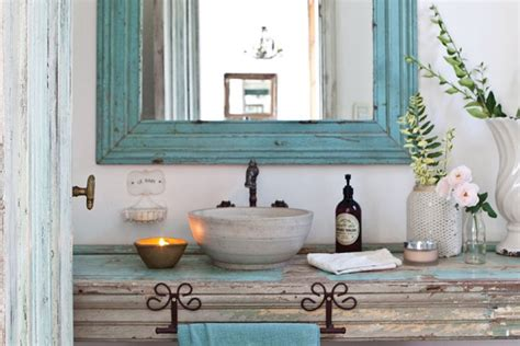 The Value Of Distressed Wood Bathroom Countertop Decoholic