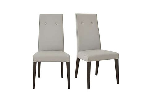 Cheapest Faux Leather Dining Chairs Faux Leather Dining Chairs Shop For Cheap Furniture And Save