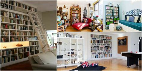 18 Awesome Ways to Use IKEA Billy Bookcases for Your Home