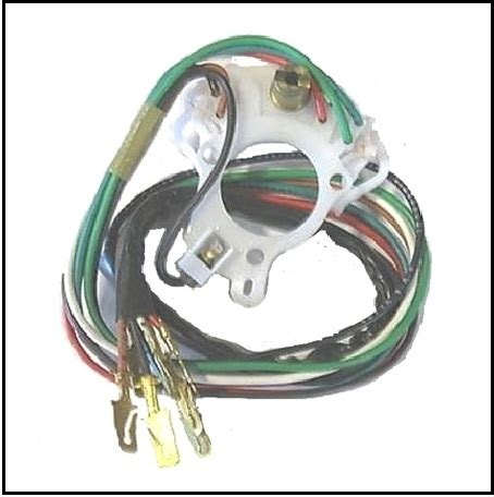 complete turn signal switch assembly for all 1962 63