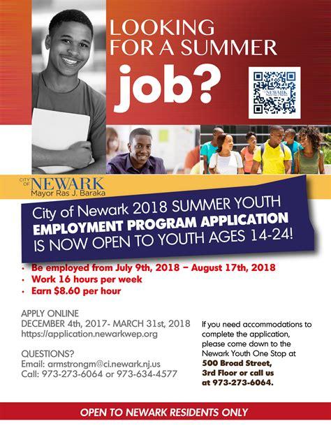 Finance Mba Leadership Development Program Summer Intern 2018 by News 2018 Summer Youth Employment Program Application