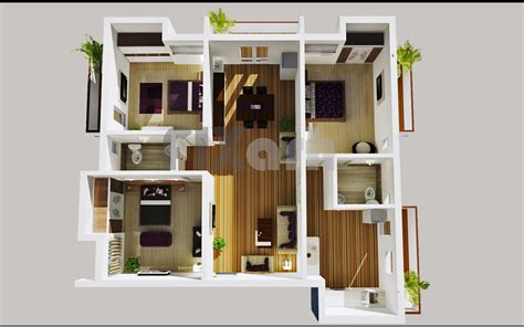 3 bedroom flat interior designs 3 bedroom flat interior design 3d plans house design and