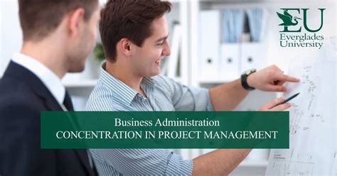 Mba With Policy Concentration by Mba In Project Management Everglades