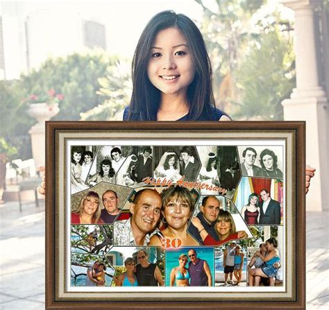 Wedding Anniversary Gift Order by 84 Best Anniversary Collage Images On