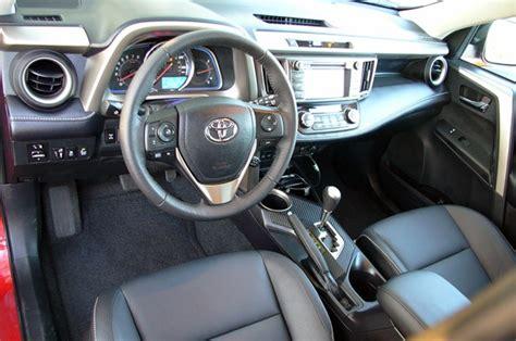 2013 Rav4 Interior by 2013 Toyota Rav4 W Autoblog