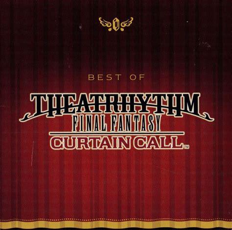 intro curtain call theatrhythm curtain call cia 28 images theatrhythm
