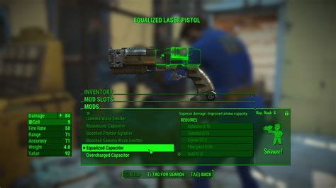 overcharged capacitor fallout 4 28 images fallout 4 never ending plasma thrower legendary