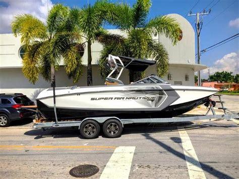 used wakeboard boats for sale florida used ski and wakeboard boat boats for sale in miami