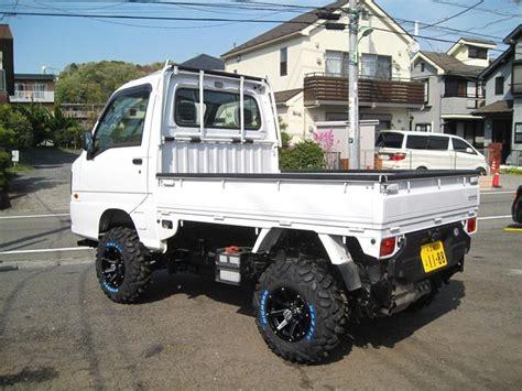 subaru mini truck lifted 9 best mini trucks images on pinterest mini trucks