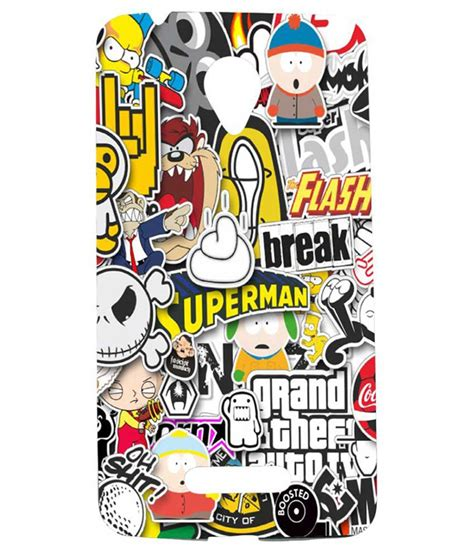 buy canvas doodle india micromax canvas doodle 4 q391 printed covers by neu speed