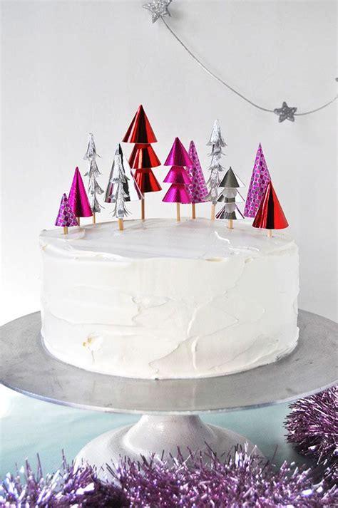 decorar tarta navidad ideas sencillas para decorar una tarta de navidad