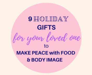 wholistic food therapy a mindful approach to peace with food books gift ideas for the anti dieter
