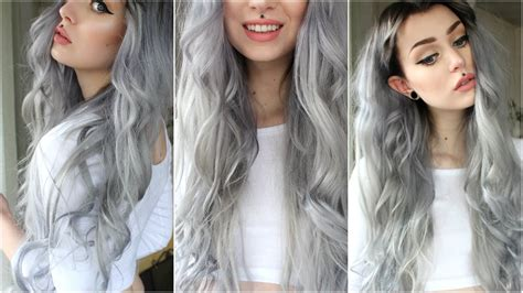 Miranda Hair Color Brown 60ml how to grey silver black roots evelina forsell