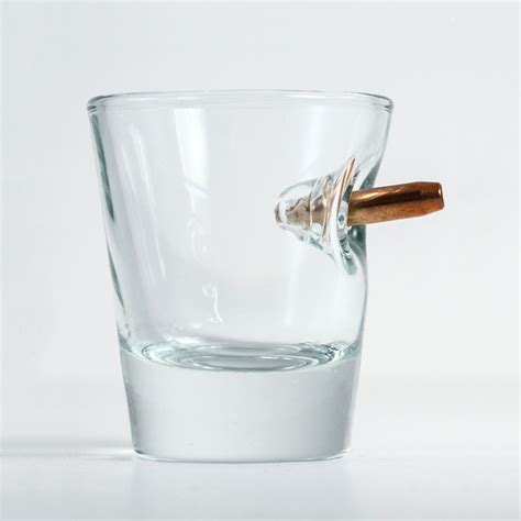 in glass benshot bulletproof glass with real bullet the green
