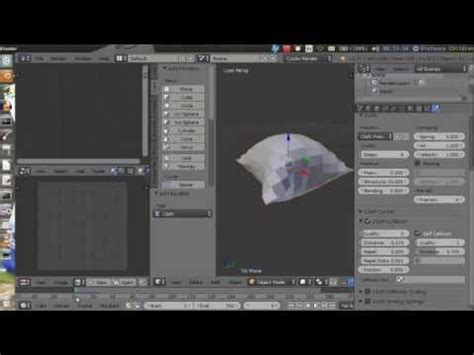 blender quick tutorial quick pillows in blender tutorial by j y amihud youtube