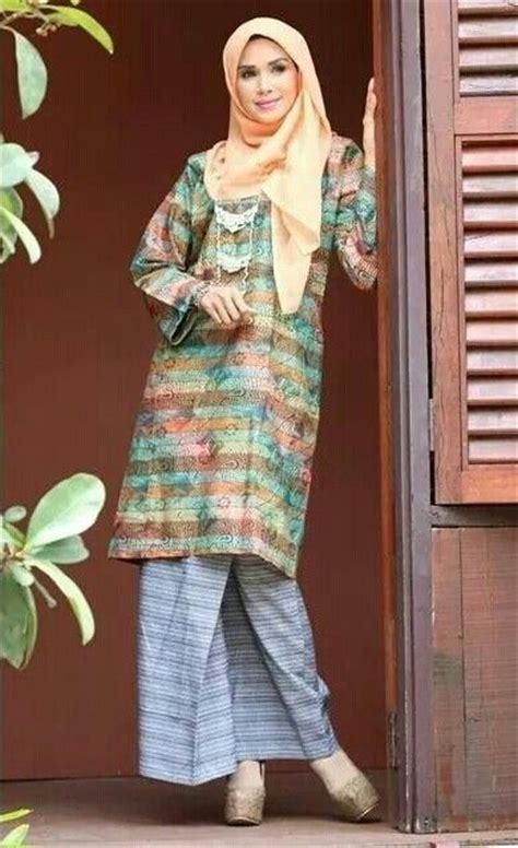 Setelan Kebaya Batik Skp kebaya kutu baru modern yang cocok untuk segala acara