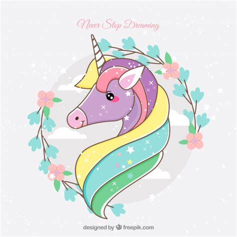 Lovely Unicorn lovely unicorn vector free