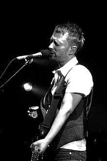 Thom Yorke Radiohead In Wpap thom yorke grimacing wpap